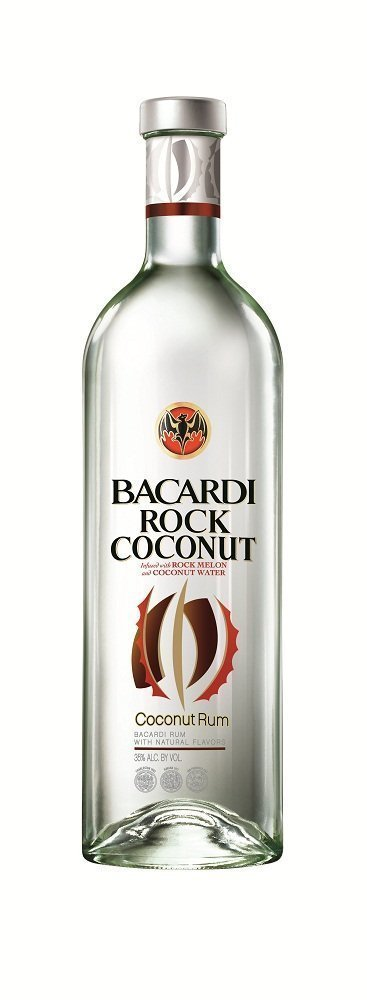 bacardi rock coconut rum Review: Bacardi Rock Coconut Flavored Rum