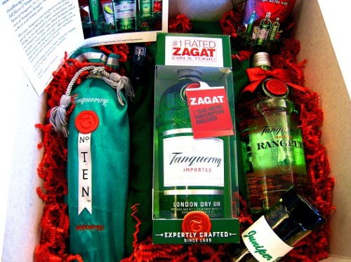 tanqueray Review: Tanqueray, Ta