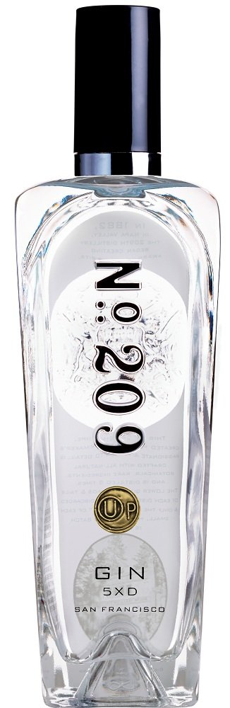 209 Kosher for Passover gin Review: No. 209 and No. 209 Kosher Gin