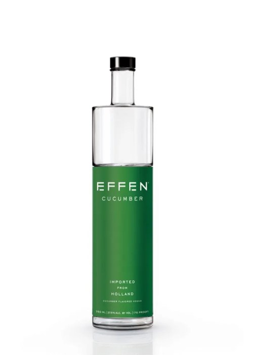effen cucumber vodka Review: Effen Cucumber Vodka