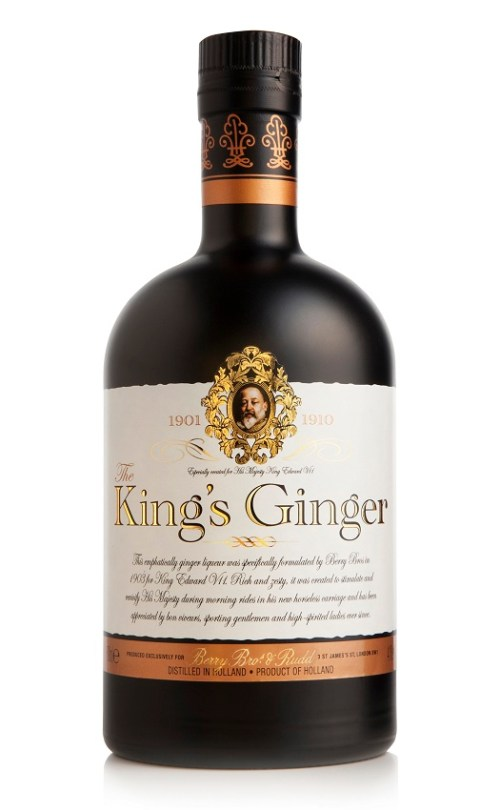 the kings ginger Re