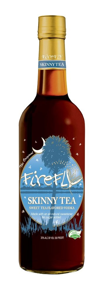 Fitrefly Skinny Tea vodka Review: Firefly Skinny Tea Flavored Vodka
