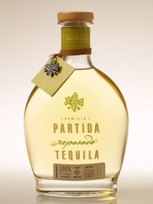 Partida Reposado tequila Re Review: Partida Reposado Tequila