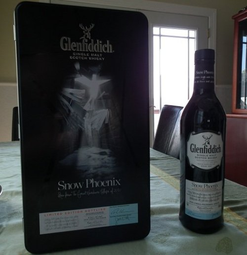 glenfiddich snow phoenix Review: Glenfiddich Snow Phoenix