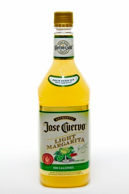 Cuervo Authentic Light Margarita Review: Jose Cuervo Low Cal Margarita/No Cal Margarita Mixes