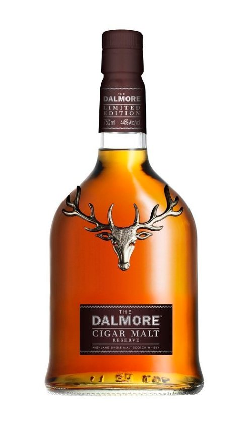 dalmore cigar malt reserve Review: The Dalmore Cigar Malt Reserve