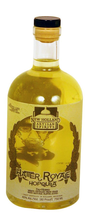 Hopquila Review: New Holland Hatter Royale Hopquila