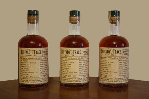 buffalo trace Experimental Rediscovered Barrels Review: Buffalo Trace 2011 Experimental Collection   1989, 1991, and 1993 Rediscovered Vintages