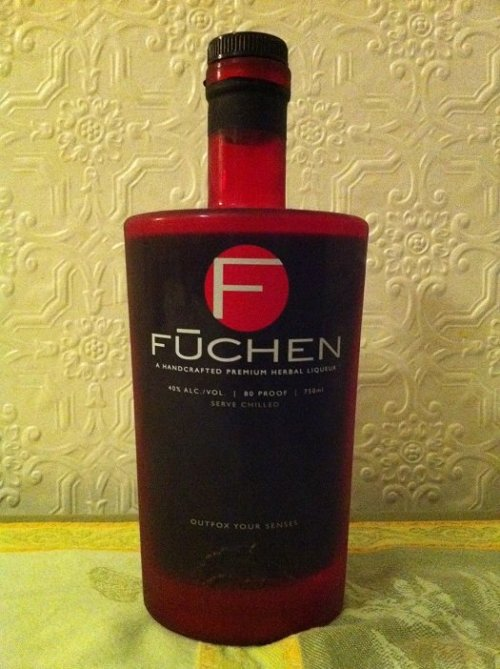 fuchen liqueur Review: Fuchen Herbal Liqueur