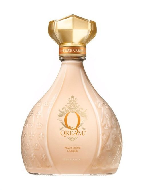 qream peach creme liqueur Review: Qream Peach Creme Liqueur