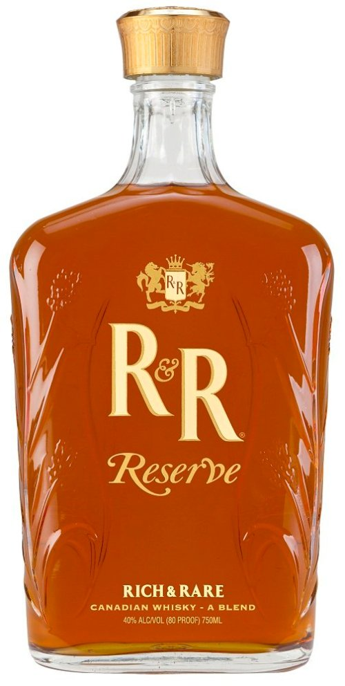 Review: Rich & Rare Reserve Blended Canadian Whisky