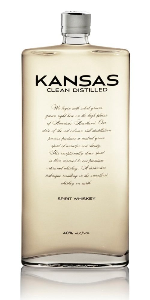 kansas spirit whiskey Review: Kansas Spirit Whiskey