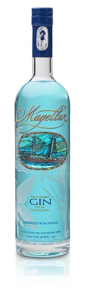 Magellan iris flavored gin Review: Magellan Iris Flavored Gin