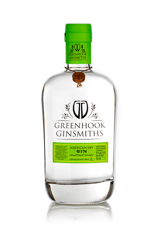 greenhook gin Review: Greenhook Ginsmiths American Dry Gin