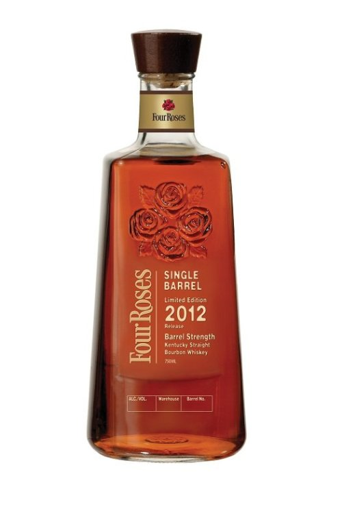 four roses 2012 single barrel Review: Four Roses 2012 Limited Edition Single Barrel Bourbon