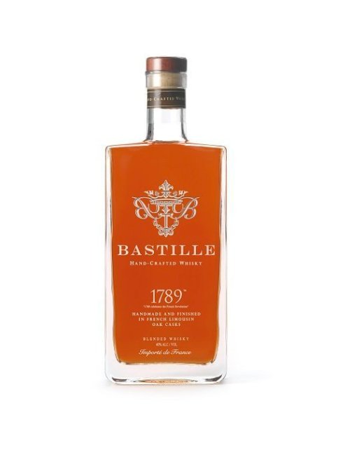 BASTILLE whisky Review: Bastille 1789 Blended French Whisky