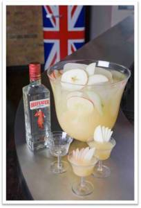 BeefeaterGardenPartyPunch 204x300 Beefeater Gin Punches for the Queens Diamond Jubilee