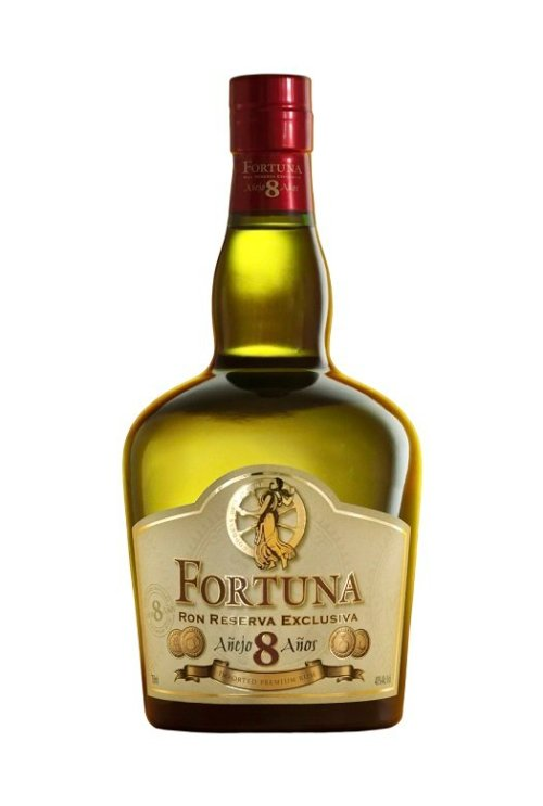 fortuna rum 8 years old Review: Ron Fortuna Reserva Exclusiva Anejo 8 Anos Rum