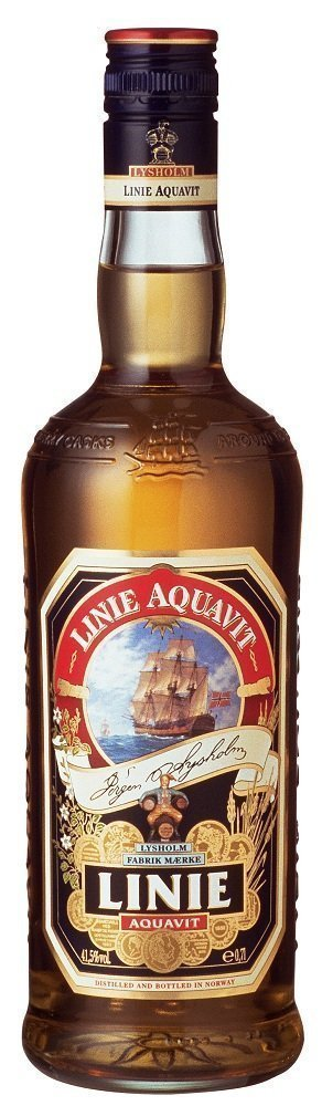 Linie Aquavit Review: Lysholm Linie Aquavit