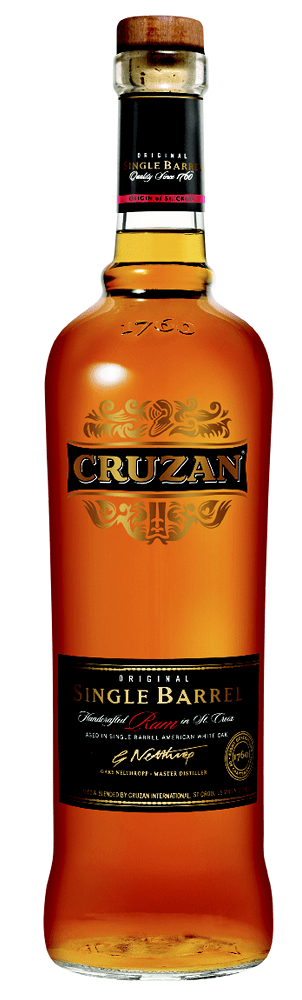 cruzan single barrel rum Review: Cruzan Single Barrel Rum