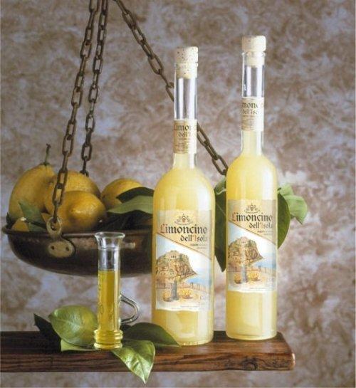 limoncino dellisola Review: Caffo Limoncino dellIsola