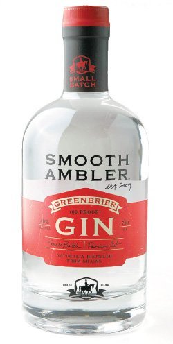 Smooth Ambler Greenbrier Gin Review: Smooth Ambler Greenbrier Gin
