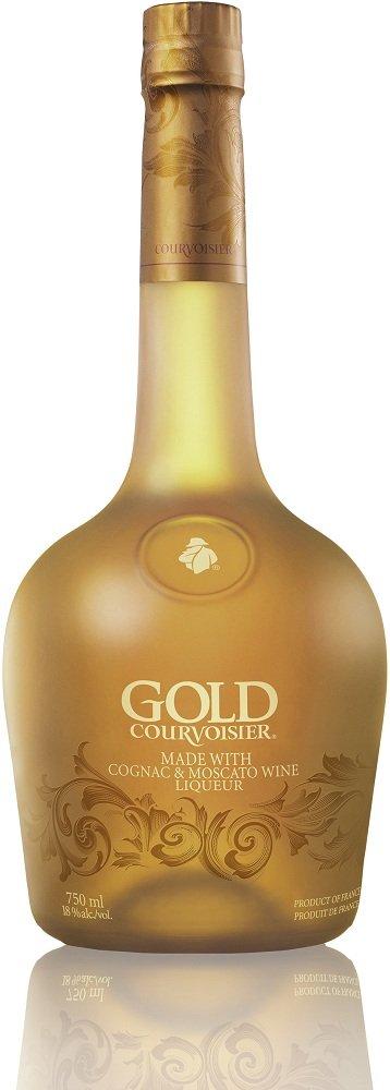 courvoisier gold Review: Courvoisier Gold Cognac Liqueur
