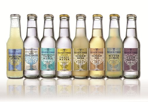 Fever Tree 200ml Range June 2012 White Review: Fever Tree Mediterranean Tonic Water