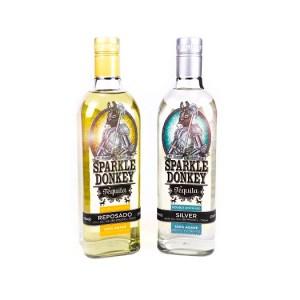 Sparkle Donkey tequila 300x300 Review: Sparkle Donkey Tequila