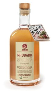 art in the age rhubarb tea 174x300 Review: Art in the Age Rhubarb Tea Liqueur