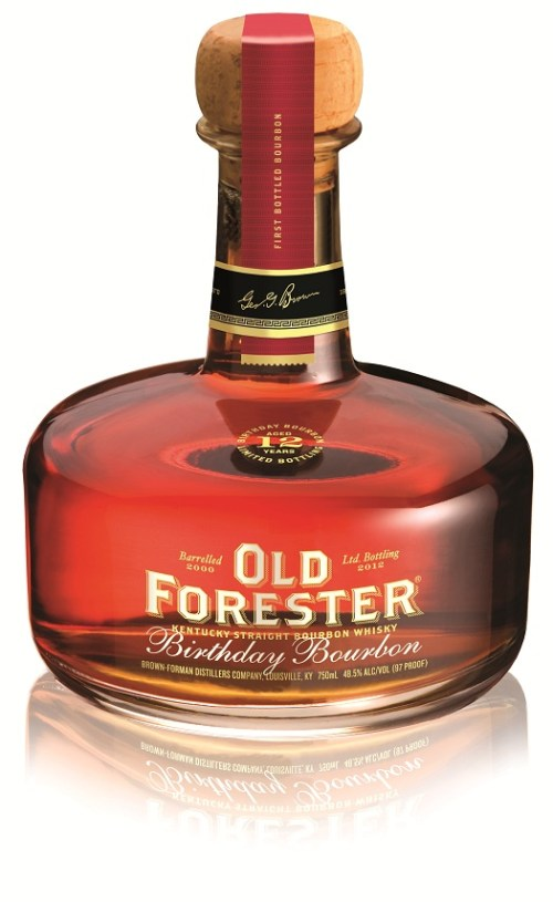 old forester birthday bourbon 2012 Review: Old Forester Birthday Bourbon 2012 Edition