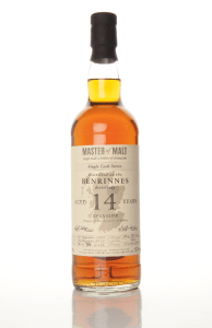 benrinnes 14 years old 194x300 Review: Master of Malt Benrinnes 14 Years Old Single Cask