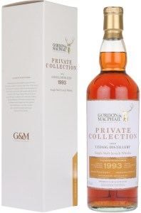 GM Private Collection Ledaig St Joseph Wood Finish 1993 198x300 Review: Gordon & MacPhail Private Collection Ladaig St. Joseph Finish and Balblair Crozes Hermitage Finish
