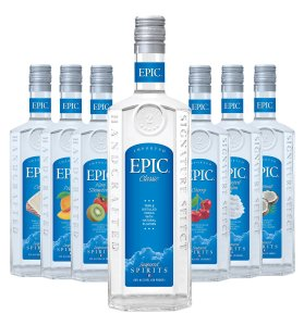 SAZERAC COMPANY EPIC VODKA