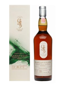 Lagavulin 21 Year Old 212x300 Review: Lagavulin 21 Years Old Limited Edition 2012