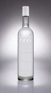 666 vodka 166x300 Review: 666 Vodka