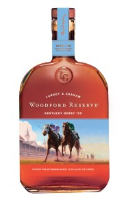 Derby Bottle 2013 184x300 Drinkhacker Reads   02.28.2013   New Woodford Reserve Kentucky Derby Bottle Unveiled