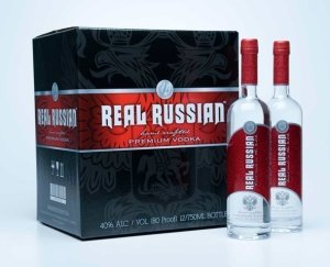 real russian vodka 300x243 Review: Real Russian Vodka