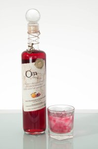OM cranberry orange 198x300 Review: OM Organic Mixology Wild Cranberry & Blood Orange Cocktail