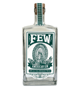 few gin 249x300 Review: Few Spirits American Gin and Rye Whiskey