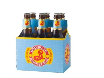 Brooklyn Summer Ale Review: Brooklyn Brewerys Silver Anniversary Lager & Summer Ale