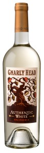 Gnarly Head Authentic White Jpeg 86x300 Review: Gnarly Head Authentic White and Red Wines