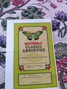 butterfly absinthe 1 224x300 Preview: Butterfly Absinthe