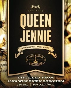 queen jennie whiskey 242x300 Review: Queen Jennie Sorghum Whiskey