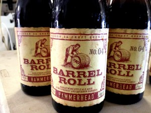 hangar 24 barrel roll 300x225 Review: 8 More Hangar 24 Brews