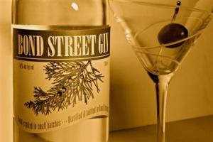 bond street gin 300x200 Review: Bond Street Gin