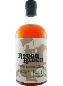 rough rider bourbon 219x300 Review: Rough Rider Straight Bourbon Whisky