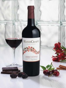 HC CabBeauty 225x300 Review: 2011 HandCraft Cabernet Sauvignon California