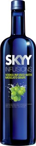 SKYY INFUSIONS MOSCATO GRAPE Hi-Res