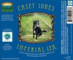 casey jones ipa Review: Casey Jones Imperial India Pale Ale